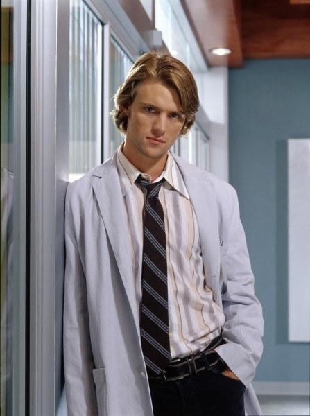 """Jesse Spencer w serialu """"Dr House""""... /materiały prasowe"""