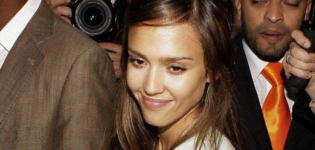 Jessica Alba, fot. Francois Durand  /Getty Images/Flash Press Media
