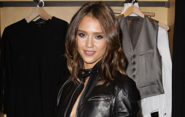 Jessica Alba, fot. John Parra   /Getty Images/Flash Press Media