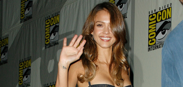 Jessica Alba, fot. Mark Davis  /Getty Images/Flash Press Media