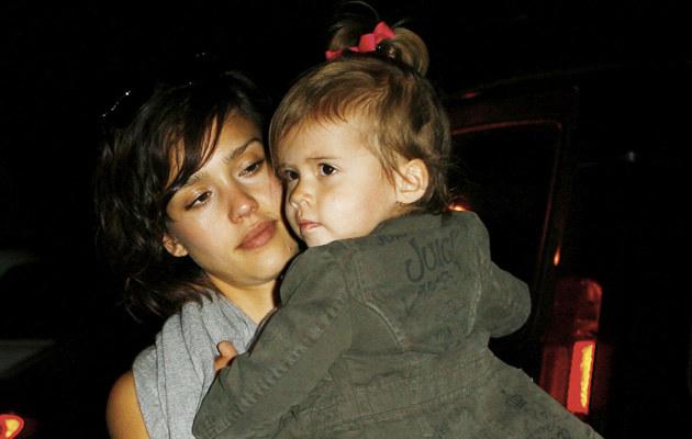 Jessica Alba jest już mamą 2-letniej córki  /Splashnews