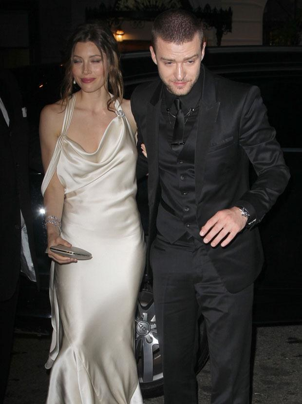 Jessica Biel i Justin Timberlake  /Splashnews