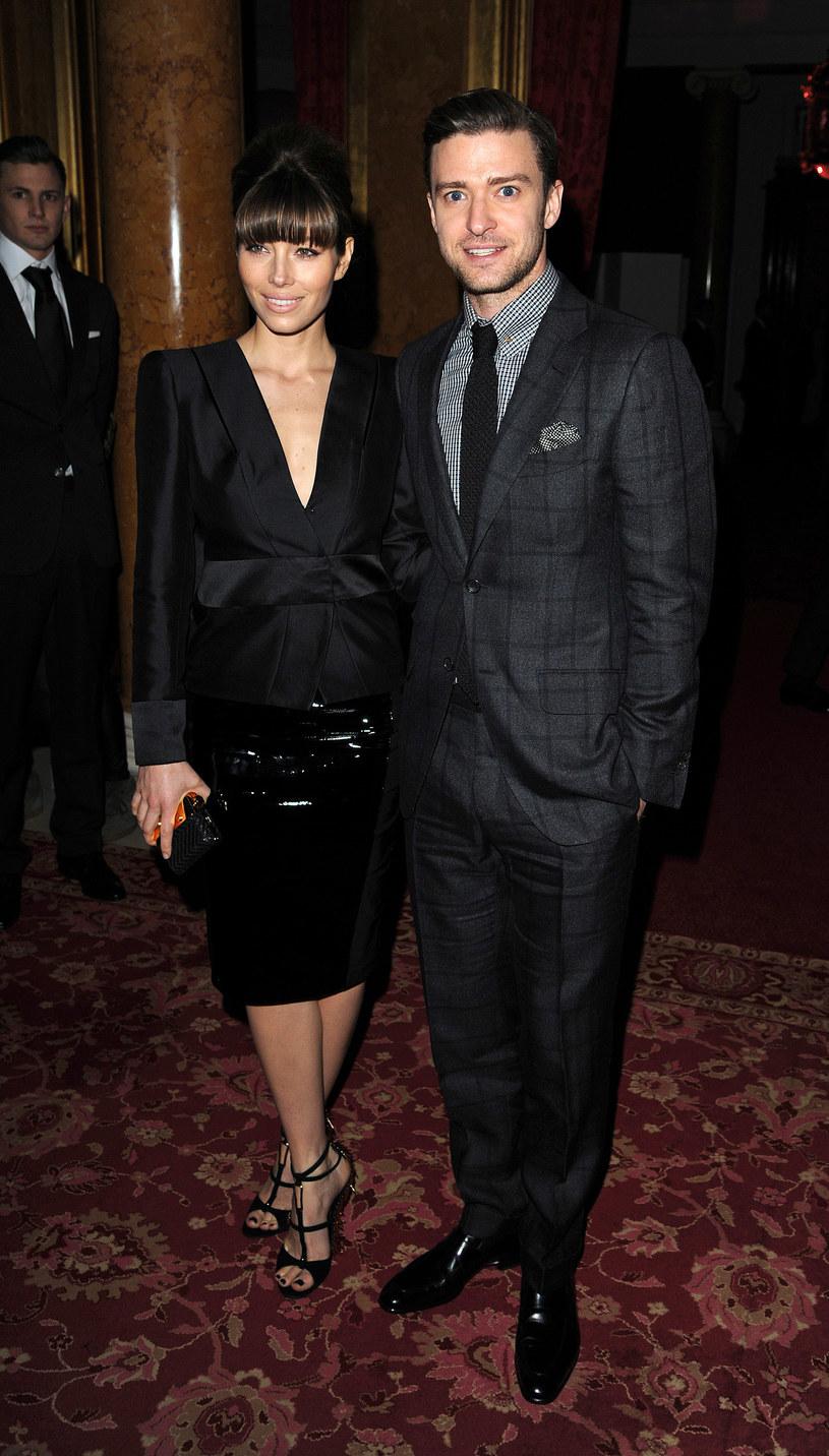 Jessica Biel i Justin Timberlake pobrali się w 2012 roku /Eamonn Cormack /Getty Images