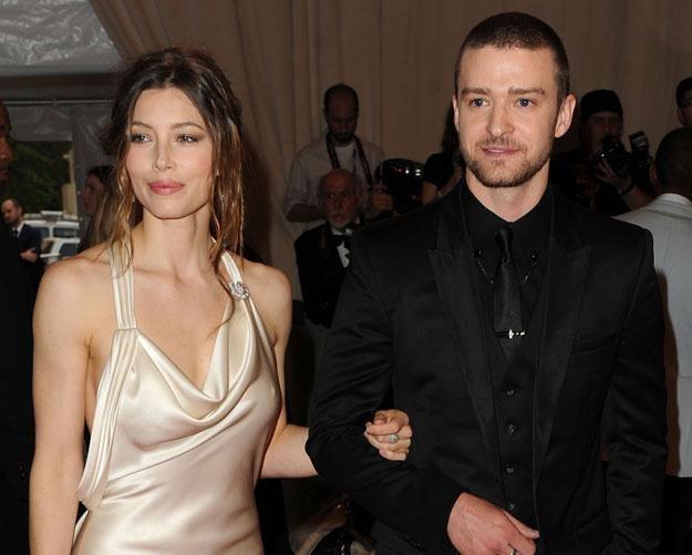 Jessica Biel i Justin Timberlake znów są parą fot. Stephen Lovekin /Getty Images/Flash Press Media