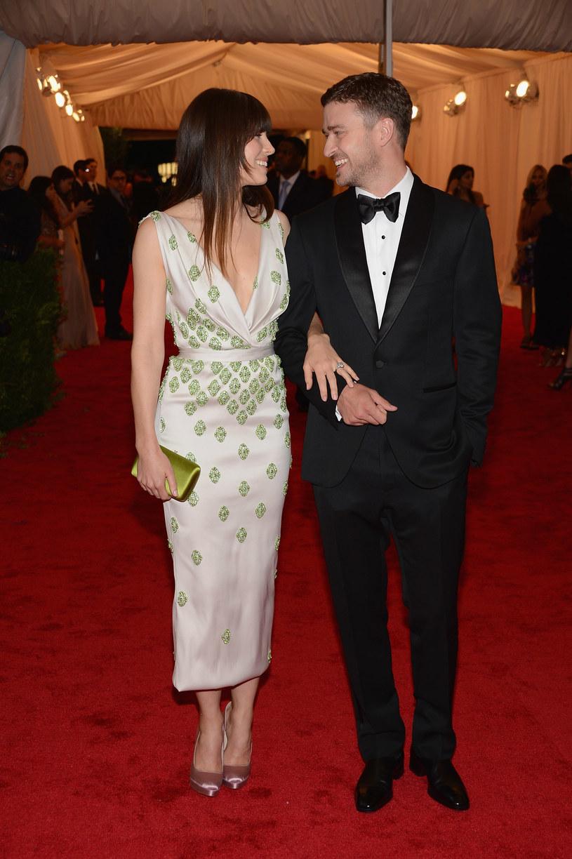 Jessica Biel i Justin Timberlake /dimitrios k /Getty Images