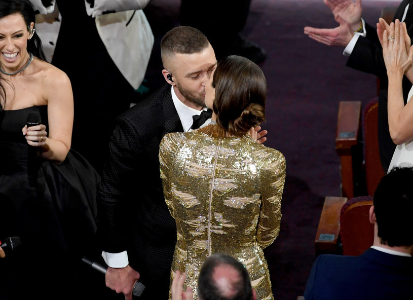 Jessica Biel i Justin Timberlake /Kevin Winter /Getty Images