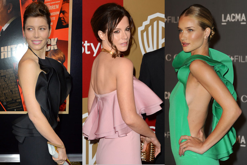 Jessica Biel, Kate Beckinsale, Rosie Huntington - Whiteley /Getty Images/Flash Press Media