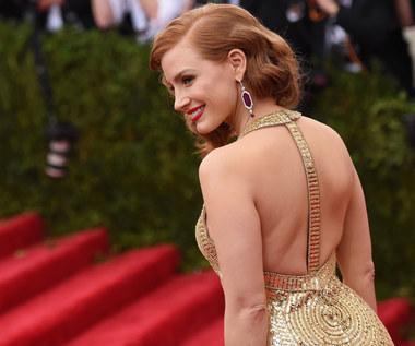 Jessica Chastain: Rudowłosa piękność