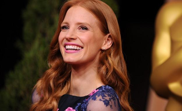 Jessica Chastain /AFP