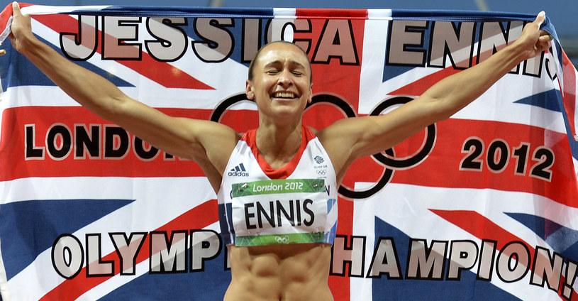 Jessica Ennis-Hill /AFP