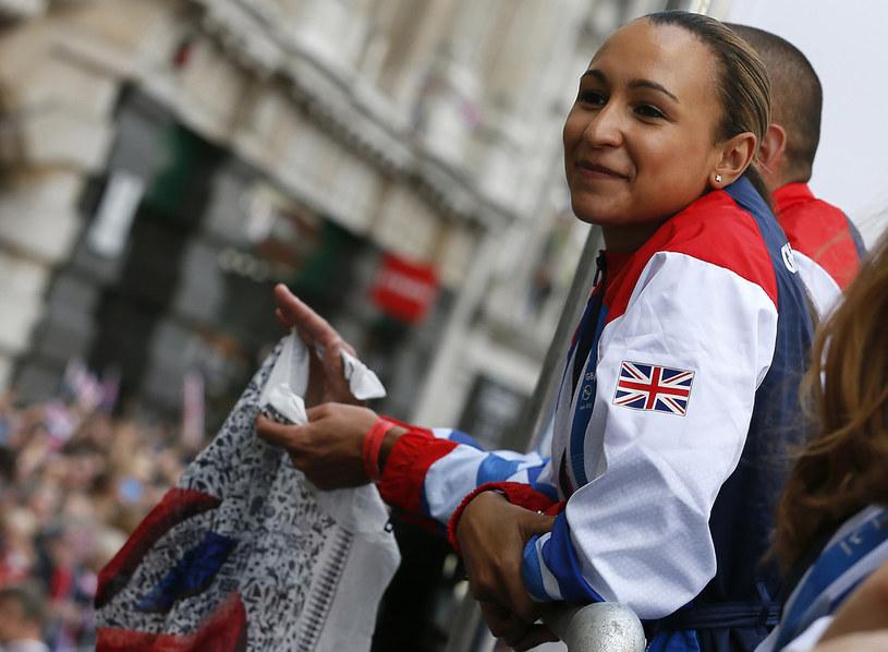 Jessica Ennis-Hill /STEFAN WERMUTH / AFP /AFP