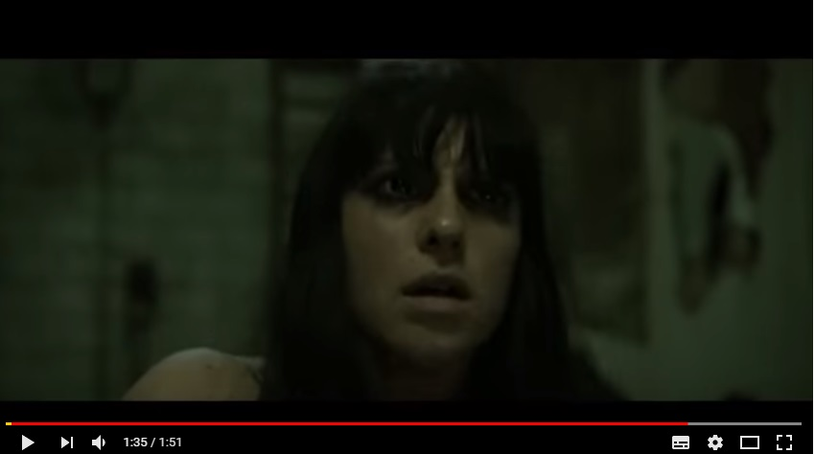 Jessica Falkholt (Screen: youtube.com) /materiał zewnętrzny