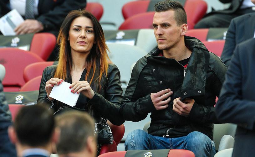 Jessica i Arek /Kamil Piklikiewicz /East News
