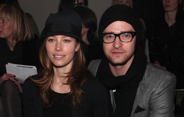 Jessica i Justin, fot.Astrid Stawiarz  /Getty Images/Flash Press Media