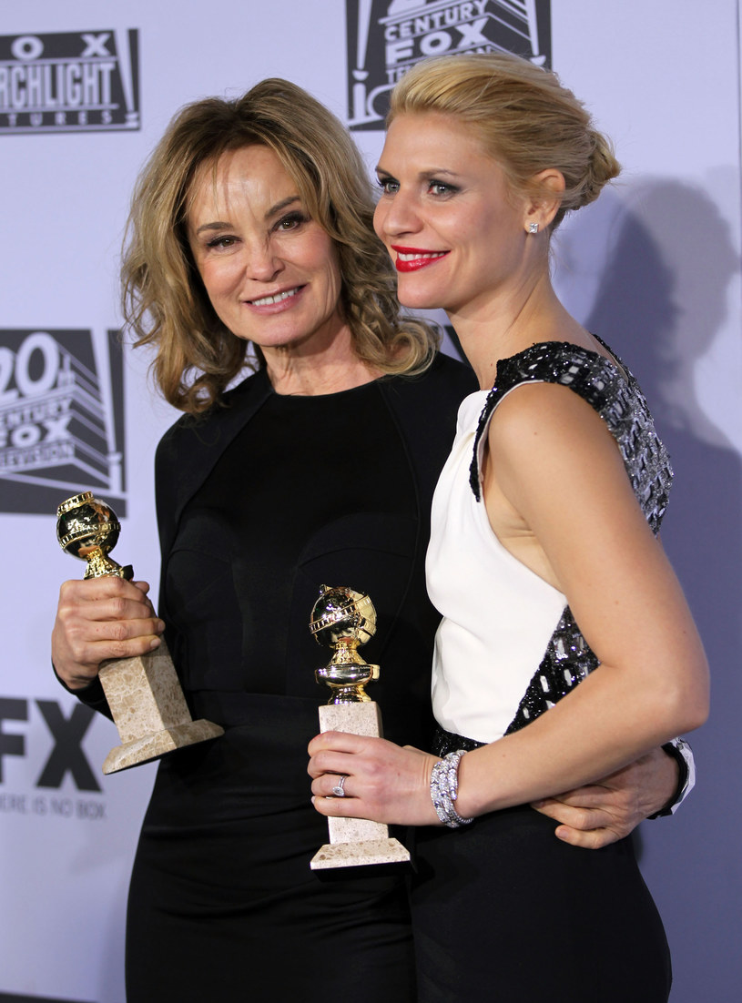 Jessica Lange i Claire Danes /Getty Images