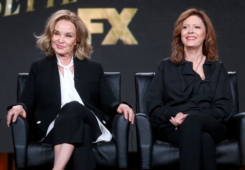 Jessica Lange i Susan Sarandon /Frederick M. Brown /Getty Images