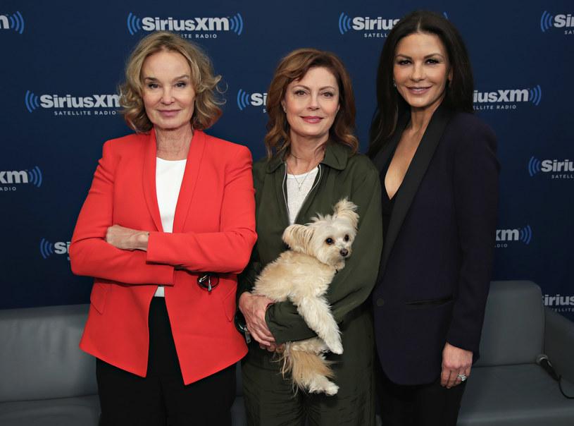 Jessica Lange, Susan Sarandon oraz Catherine Zeta-Jones /Cindy Ord /Getty Images