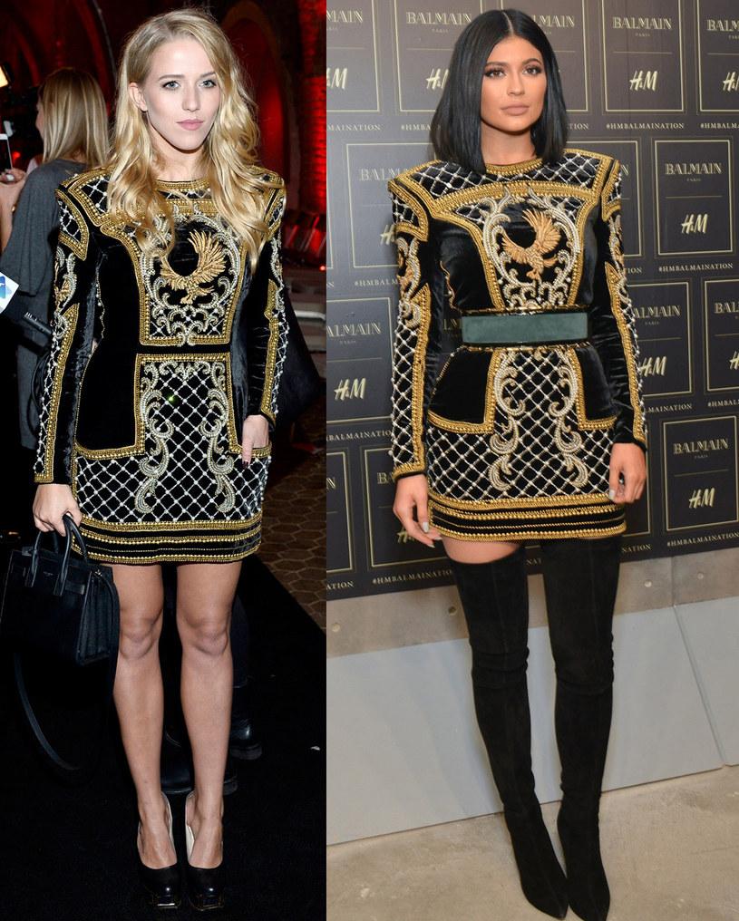 Jessica Mercedes i Kylie Jenner /EastNews /AKPA