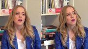 Jessica Mercedes: Mam strasznie duży brzuch i krzywą twarz!