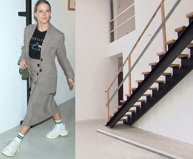 """Jessica Mercedes pokazała mieszkanie w """"DDTVN"""" /MWMedia"""