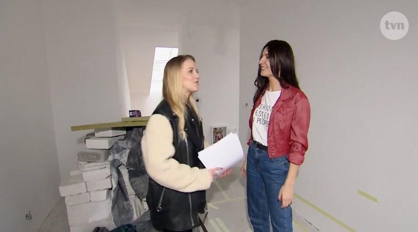 """Jessica Mercedes pokazała mieszkanie w """"DDTVN"""" /TVN"""