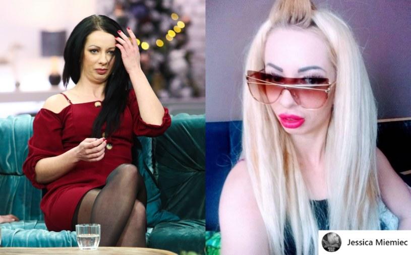 Jessica Miemiec zmieniła styl - widzowie programu TVP pamiętają ją jako jeszcze brunetkę / forumgwiazd.com.pl / Facebook /Agencja FORUM