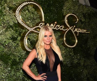 Jessica Simpson była pijana na wizji?