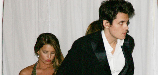 Jessica Simpson i John Mayer, fot. Evan Agostini  /Getty Images/Flash Press Media