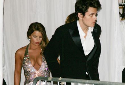 Jessica Simpson i John Mayer fot. Evan Agostini /Getty Images/Flash Press Media
