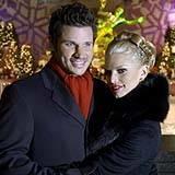 Jessica Simpson z mężem Nickiem Lachey'em /AFP