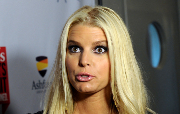 Jessica Simpson /Rommel Demano /Getty Images