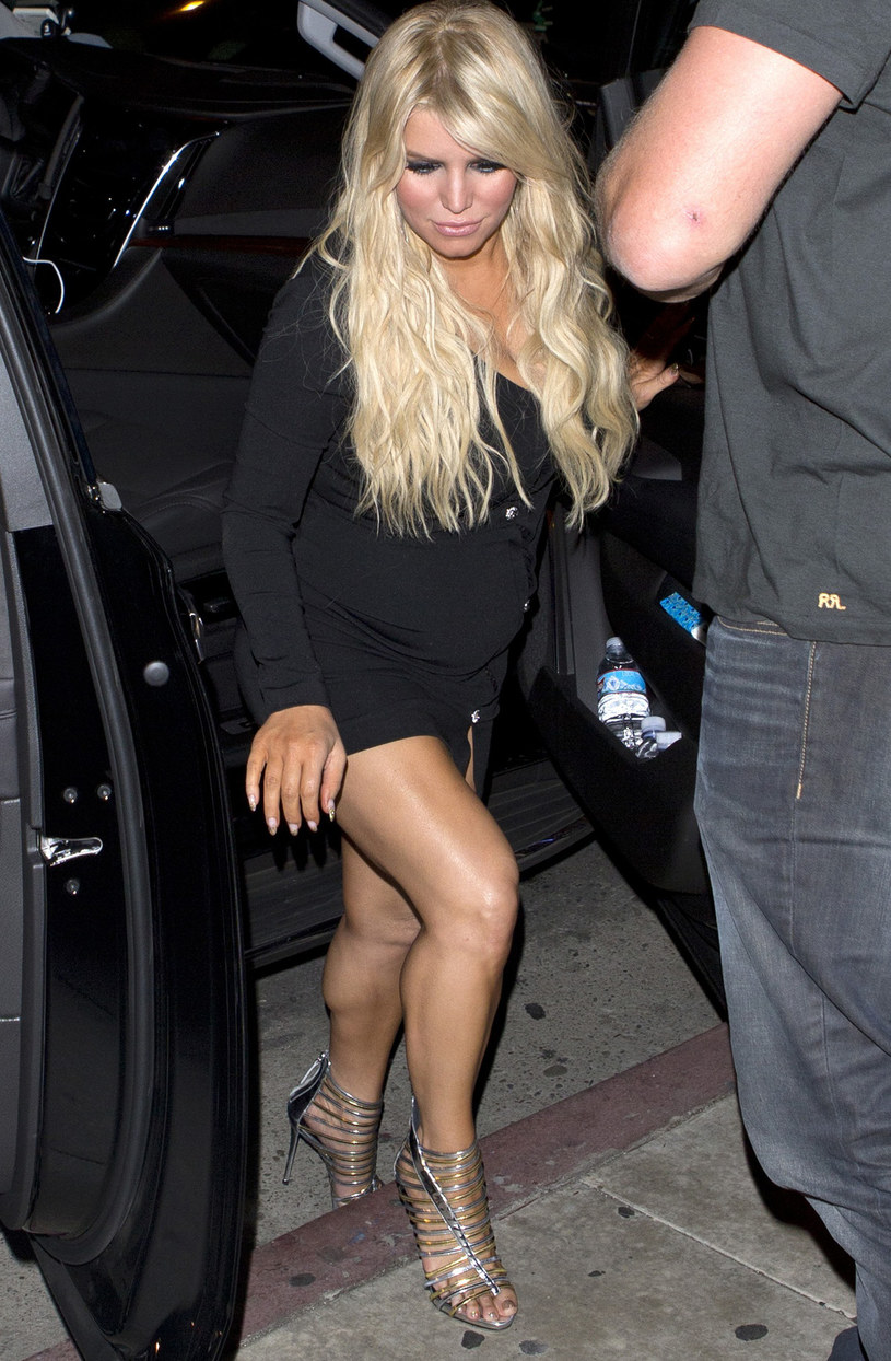 Jessica Simpson /SPW / Splash News /East News