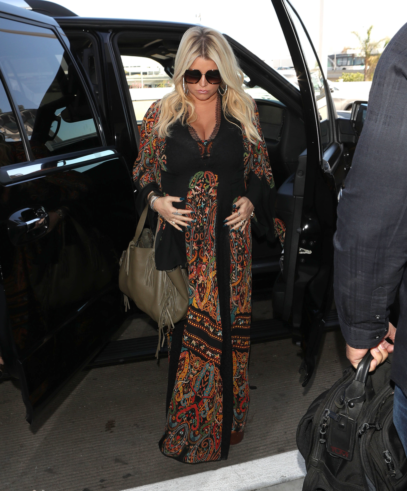 Jessica Simpson /GC Images /Getty Images