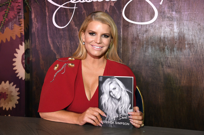 Jessica Simpson /Kevin Mazur /Getty Images