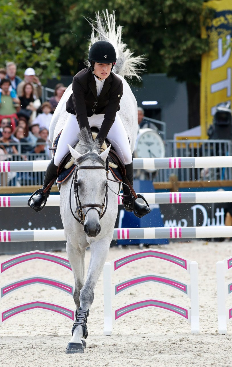 Jessica Springsteen na Cynarze /AFP