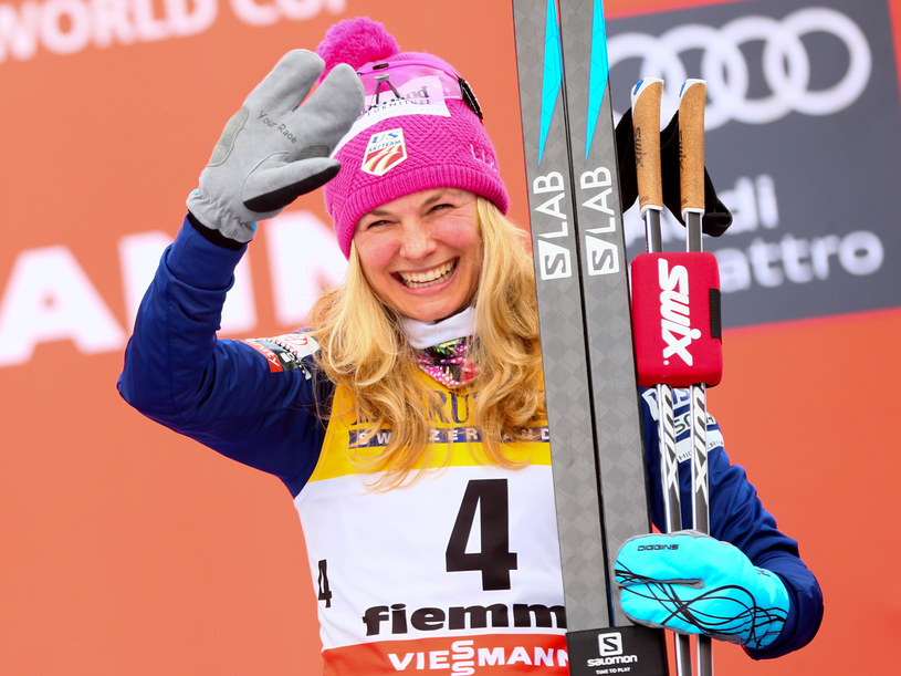 Jessie Diggins /Getty Images /Getty Images
