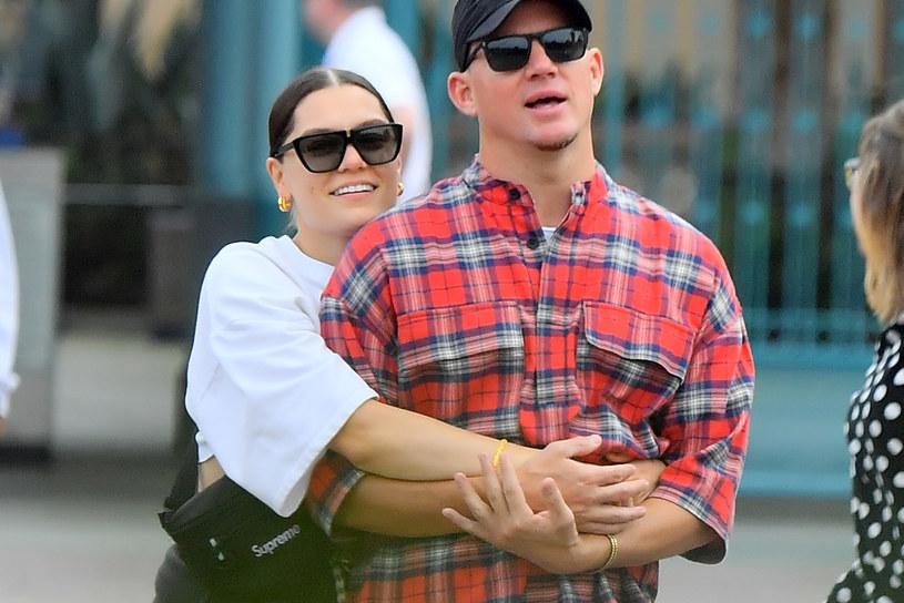 Jessie J i Channing Tatum rozstali się! /Mega Agency /Agencja FORUM