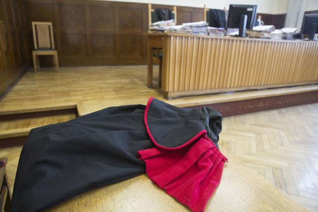 Jest akt oskarżenia w sprawie /Marian Zubrzycki /Agencja FORUM
