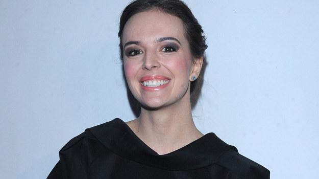 """Jest aktorką i dziennikarką. Świat filmu nie ma dla niej tajemnic. W lutym do TVN Style wraca jej program """"O tym się mówi"""". /Andras Szilagyi /MWMedia"""