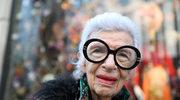 Jest ikoną mody, choć niedługo skończy 99 lat