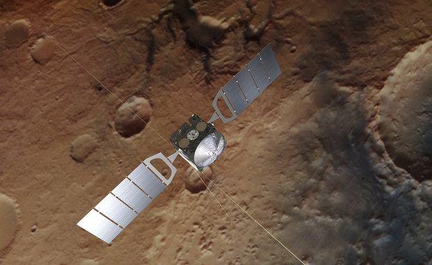 Jest metan na Marsie. Życie? Niekoniecznie...