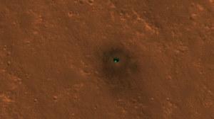 Jest pierwsze zdjęcie sondy InSight z orbity Marsa
