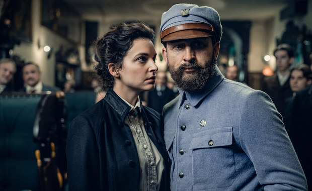 """Jest pierwszy fragment filmu """"Piłsudski"""" z Borysem Szycem w roli głównej"""