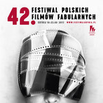 Jest plakat 42. Festiwalu Polskich Filmów Fabularnych