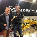 Jest pokryty złotem i wart milion złotych. Takiego roweru jeszcze nie widziałeś!