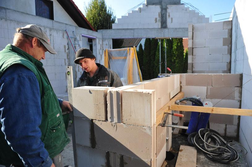 Jest projekt ułatwień w budowie domów do 70 mkw /123RF/PICSEL