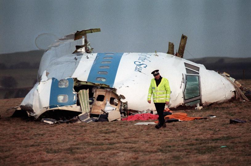 Jest przełom w śledztwie dotyczącym zamachu w Lockerbie /AFP