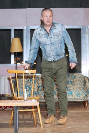 """Jest reżyserem spektaklu """"Merylin Mongoł"""" w Teatrze Ateneum /fot  /AKPA"""