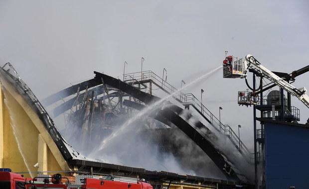 Jest śledztwo ws. pożaru w porcie w Gdyni