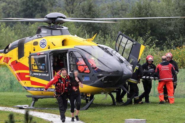 """Jest śledztwo ws. tragedii w Tatrach. """"Grzmiało, a turyści wchodzili na Giewont"""""""